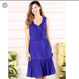Matilda Jane Into the Blue dress - M